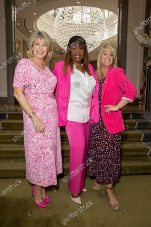 Ruth Langsford, Angie Greaves and Lucy Alexander