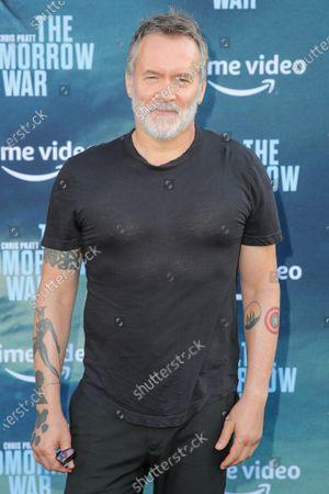 Editorial image of 'The Tomorrow War' film premiere, Los Angeles, California, USA - 30 Jun 2021