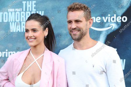 Stock Picture of Natalie Joy and Nick Viall