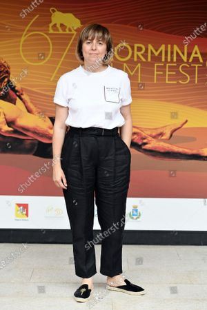 Editorial photo of 'Blue Eyes' photocall, 67th Taormina Film Fest, Taormina, Italy - 30 Jun 2021