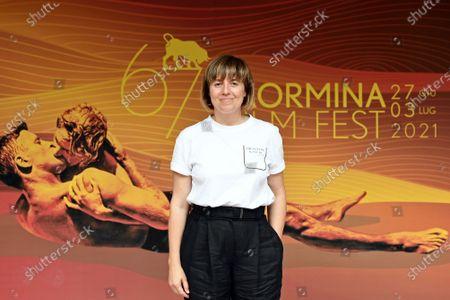 Stock Photo of Director Michela Cescon