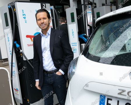 Stock Photo of Jonathan Levy, Director of Business Development Uber. TotalEnergies and Uber are joining forces to accelerate the transition of VTC drivers to electric mobility, through support for vehicle conversion and easy access to charging stations. Drivers using the Uber app will receive a TotalEnergies card giving them access, under preferential conditions, to 20,000 charging points in France by the end of 2021 and more than 75,000 by 2025.