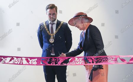 Editorial image of Queen Margrethe inaugurates H.C. Andersen House, Odense, Denmark - 30 Jun 2021