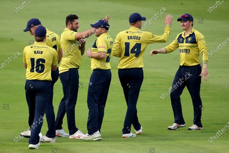 Editorial picture of Warwickshire County Cricket Club v Yorkshire County Cricket Club, Vitality T20 Blast North Group - 30 Jun 2021