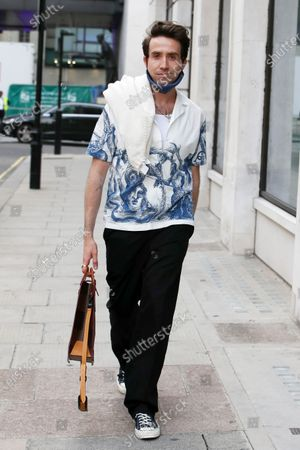 Stock Picture of Exclusive - Nick Grimshaw