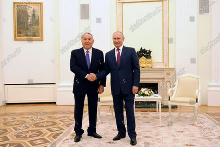 Editorial picture of Russia Kazakhstan, Moscow, Russian Federation - 30 Jun 2021