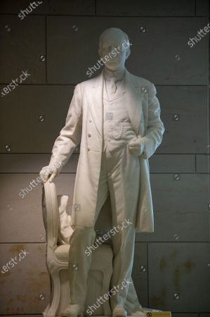 Editorial photo of HOUSE VOTES TO REMOVE CONFEDERATE STATUES, Washington, District of Columbia, United States - 30 Jun 2021