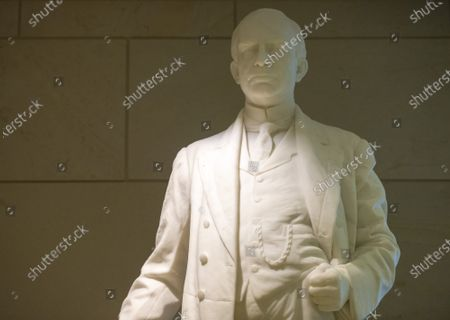 Editorial picture of HOUSE VOTES TO REMOVE CONFEDERATE STATUES, Washington, District of Columbia, United States - 30 Jun 2021