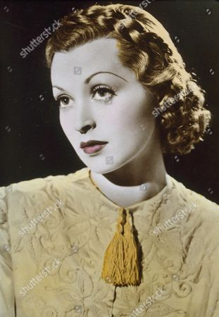 Stock Photo of LILLI PALMER