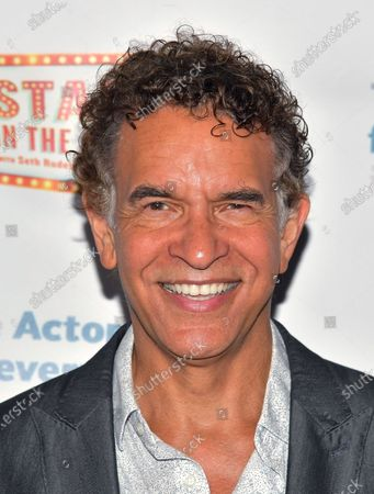 """Brian Stokes Mitchell attends """"Stars In The House"""" celebrating $1M raised for the Actors Fund at Improv Asylum."""