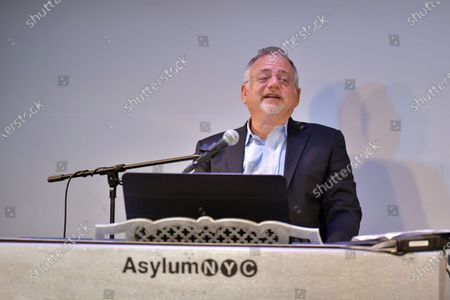 """Marc Shaiman attends """"Stars In The House"""" celebrating $1M raised for the Actors Fund at Improv Asylum."""