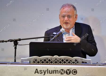 """Stock Photo of Marc Shaiman attends """"Stars In The House"""" celebrating $1M raised for the Actors Fund at Improv Asylum."""