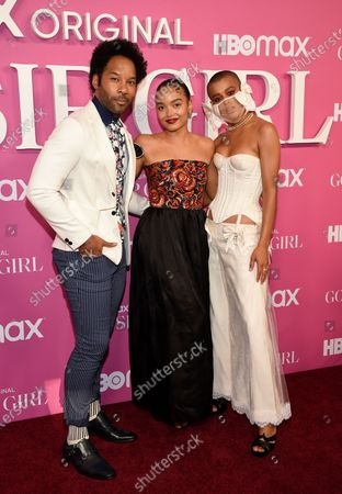 """Editorial photo of NY Premiere of HBO Max's """"Gossip Girl"""", New York, United States - 30 Jun 2021"""