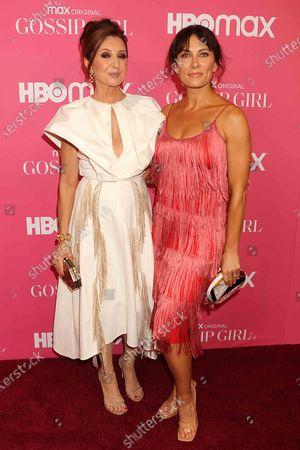 Donna Murphy and Laura Benanti