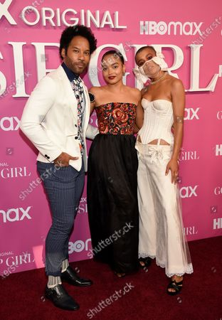 """Editorial image of NY Premiere of HBO Max's """"Gossip Girl"""", New York, United States - 30 Jun 2021"""