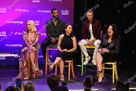 Paris Hilton, Marlon Wayans, Lacey Chabert, Joey Lawrence, Fran Drescher