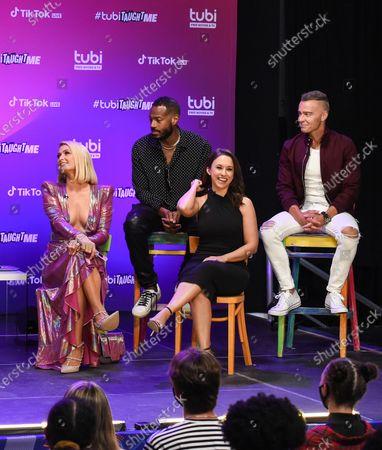 Paris Hilton, Marlon Wayans, Lacey Chabert, Joey Lawrence
