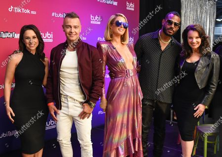 Lacey Chabert, Joey Lawrence, Paris Hilton, Marlon Wayans, Fran Drescher