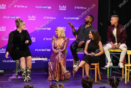 Brittany Broski, Paris Hilton, Marlon Wayans, Lacey Chabert, Joey Lawrence