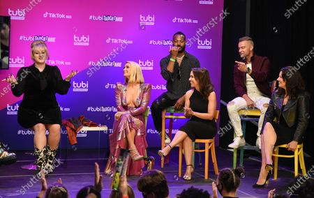Brittany Broski, Paris Hilton, Marlon Wayans, Lacey Chabert, Joey Lawrence, Fran Drescher