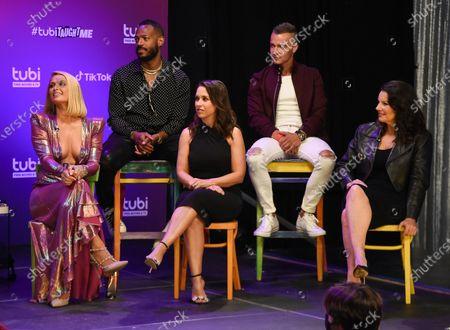 Stock Picture of Paris Hilton, Marlon Wayans, Lacey Chabert, Joey Lawrence, Fran Drescher