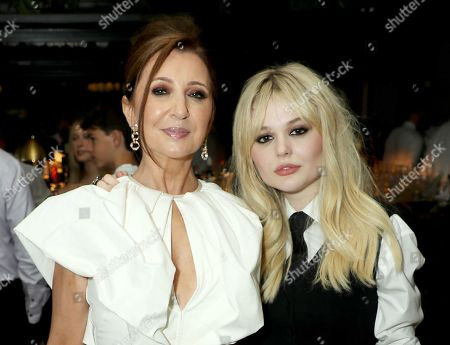 Stock Picture of Donna Murphy, Emily Alyn Lind