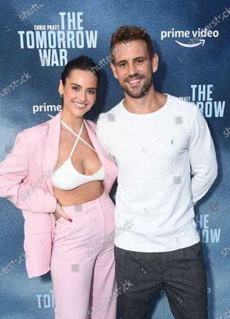Natalie Joy and Nick Viall