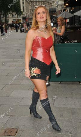 Stock Photo of Maisie Smith