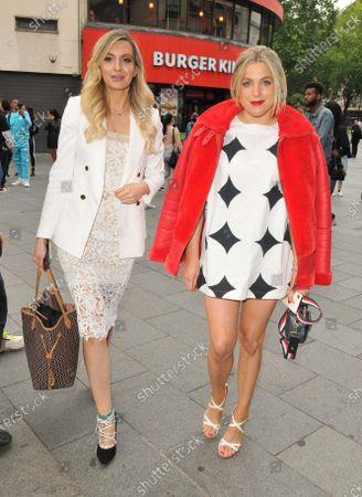 Victoria Brown and Olivia Cox