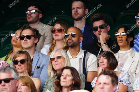 Editorial image of Wimbledon Tennis Championships, Day 4, The All England Lawn Tennis and Croquet Club, London, UK - 01 Jul 2021
