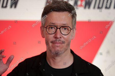 Editorial photo of 'Black Widow' film premiere, Grand Rex, Paris, France - 30 Jun 2021