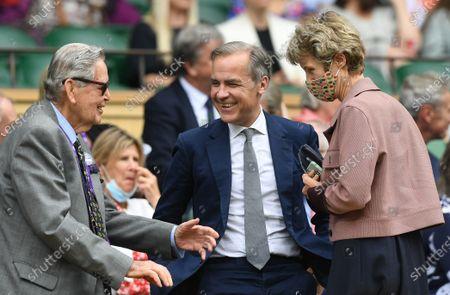 Editorial image of Wimbledon Championships 2021, United Kingdom - 01 Jul 2021