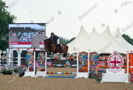 Editorial picture of Royal Windsor Horse Show, Day 1, UK - 01 Jul 2021