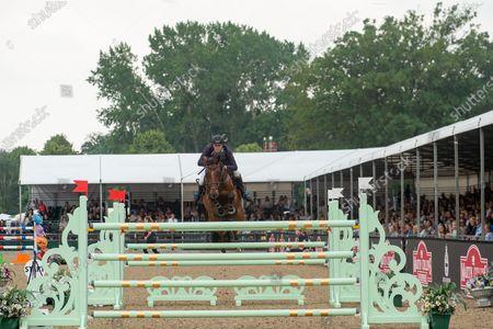 Editorial photo of Royal Windsor Horse Show, Day 1, UK - 01 Jul 2021