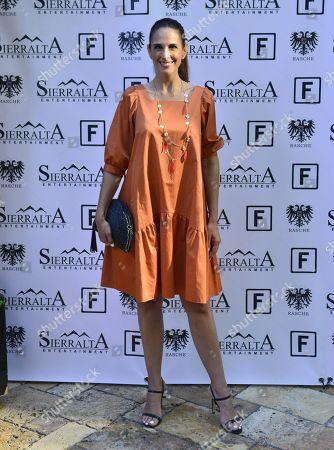 Editorial photo of 'Algunos Le Llaman Magia' book launch, Fortuny Restaurant & Club, Madrid, Spain - 30 Jun 2021