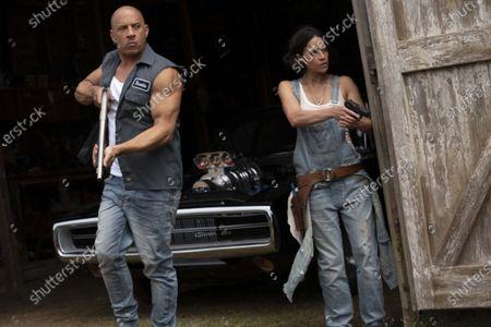 Vin Diesel, Michelle Rodriguez