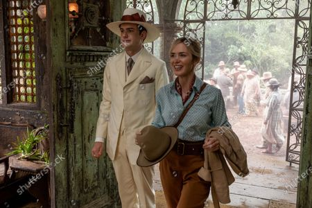 Jack Whitehall, Emily Blunt