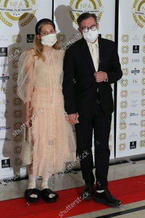 Editorial photo of National Film Awards, Arrivals, London, UK - 01 Jul 2021