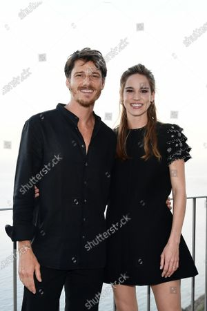 Editorial image of 'A Classic Horror Story' photocall, 67th Taormina Film Fest, Italy - 01 Jul 2021