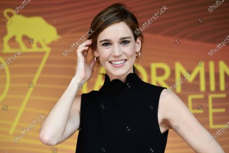 Matilda Lutz during the photocall of film ' A Classic Horror Story ' presented by Netflix