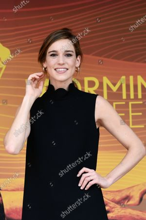 Editorial photo of 'A Classic Horror Story' photocall, 67th Taormina Film Fest, Italy - 01 Jul 2021