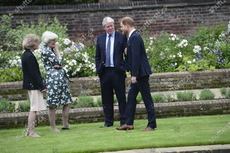 Editorial photo of Princess Diana, London, United Kingdom - 01 Jul 2021