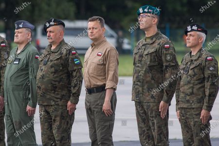 Editorial picture of The End Of The Polish Mission In Afghanistan, Wroclaw, Poland - 30 Jun 2021