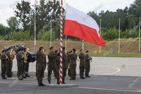 Editorial image of The End Of The Polish Mission In Afghanistan, Wroclaw, Poland - 30 Jun 2021
