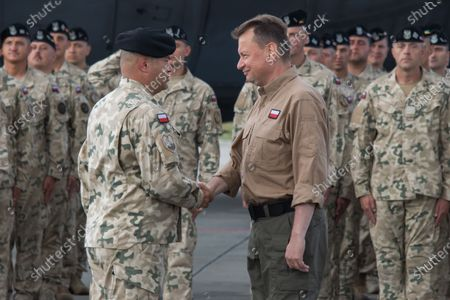 Editorial photo of The End Of The Polish Mission In Afghanistan, Wroclaw, Poland - 30 Jun 2021