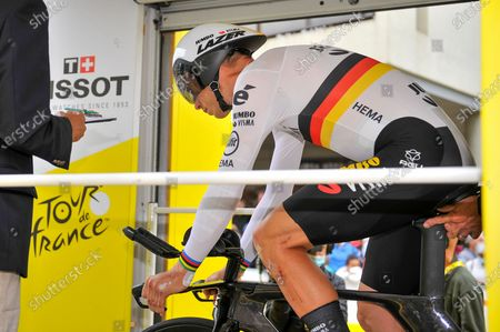 Editorial picture of Tour de France, Stage 5, Change to Laval, France - 30 Jun 2021