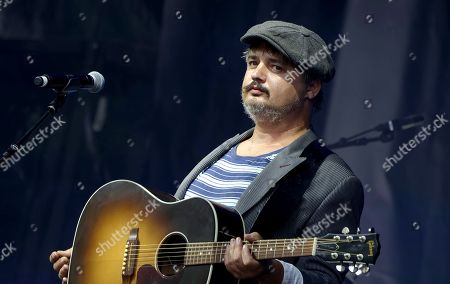 English singer Pete Doherty in concert at the Lutece Arenes