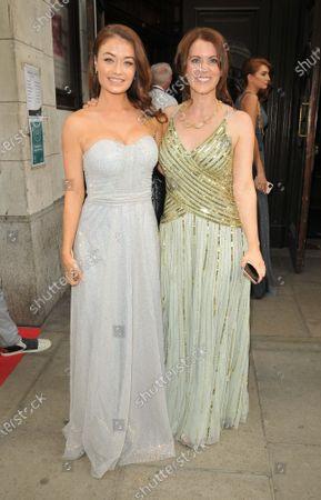 Jess Impiazzi and Louise Gookey
