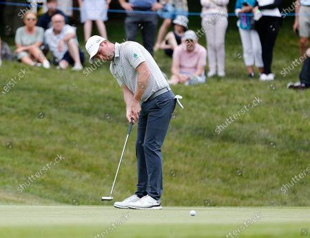Editorial picture of 2021 Dubai Duty Free Irish Open, Mount Juliet Golf Club, Thomastown, Kilkenny - 02 Jul 2021