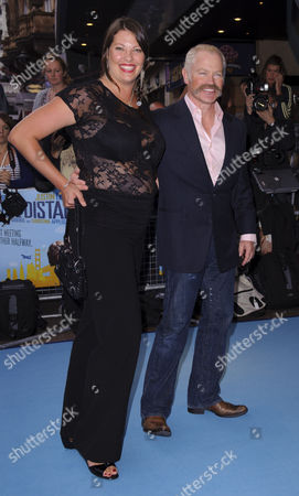 Neal McDonough and wife Ruve Robertson